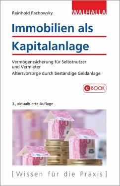 Immobilien als Kapitalanlage (eBook, ePUB) - Pachowsky, Reinhold