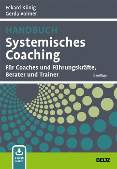 Handbuch Systemisches Coaching - König, Eckard; Volmer, Gerda