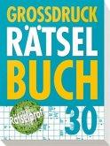 Großdruck Rätselbuch Band 30