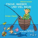 99 Fang-Fragen, 1 Audio-CD