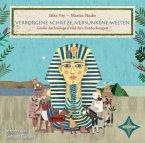 Verborgene Schätze, versunkene Welten, 4 Audio-CDs