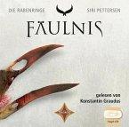 Fäulnis / Die Rabenringe Bd.2 (3 MP3-CDs)