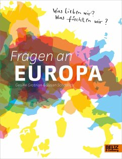 Fragen an Europa - Grotrian, Gesine; Schädlich, Susan