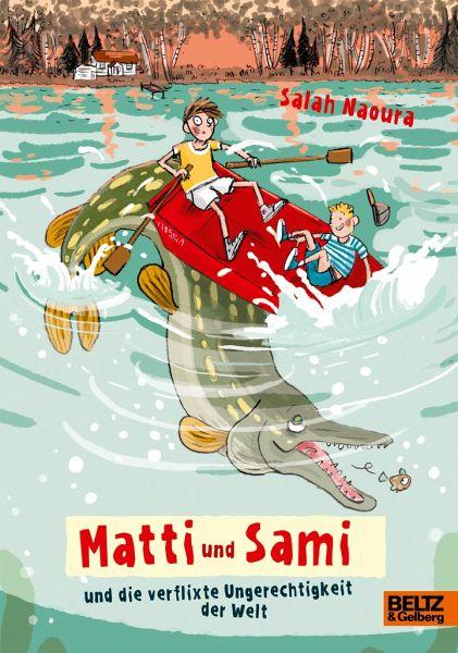 Buch-Reihe Matti und Sami