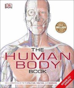 The Human Body Book - Walker, Richard; Parker, Steve