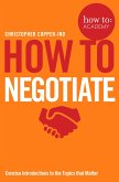How to: Negotiate