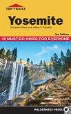Top Trails: Yosemite (eBook, ePUB)
