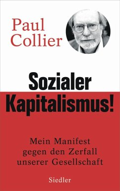 Sozialer Kapitalismus! (eBook, ePUB) - Collier, Paul