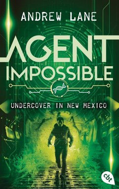 Undercover in New Mexico / Agent Impossible Bd.2 (eBook, ePUB) - Lane, Andrew