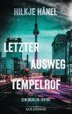 Letzter Ausweg Tempelhof / Alexandra Gode Bd.2 (eBook, ePUB)