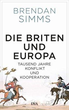 Die Briten und Europa (eBook, ePUB) - Simms, Brendan