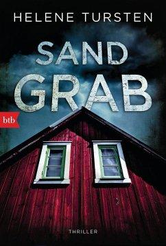 Sandgrab / Embla Nyström Bd.2 (eBook, ePUB) - Tursten, Helene