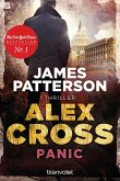 Panic / Alex Cross Bd.23 (eBook, ePUB)