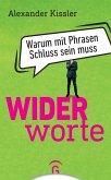 Widerworte (eBook, ePUB)
