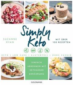 Simply Keto (eBook, ePUB) - Ryan, Suzanne