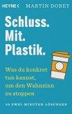 Schluss. Mit. Plastik. (eBook, ePUB)