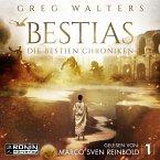 Bestias - Die Bestien Chroniken, Band 1 (ungekürzt) (MP3-Download)
