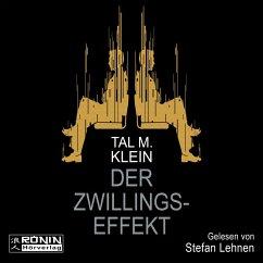 Der Zwillingseffekt (Ungekürzt) (MP3-Download) - Klein, Tal M.