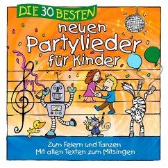 Die 30 Besten Neuen Partylieder - Sommerland,S./Glück,K.& Kita-Frösche,Die