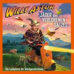Jäger Des Verlorenen Satzes-Die Lachplatte - Astor,Willy