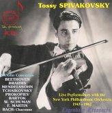8 Violinkonzerte