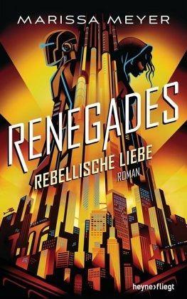 Buch-Reihe Renegades