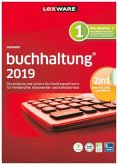 Lexware buchhaltung 2019, 1 CD-ROM
