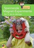 Kleine Forscher in der Kita Spannende Magnet-Experimente für 3- bis 6-Jährige