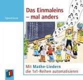 Das Einmaleins - mal anders, Audio-CD