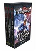 Shadowrun Legends: Secrets of Power Trilogy (Shadowrun Box Set, #1) (eBook, ePUB)