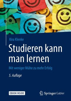 Studieren kann man lernen (eBook, PDF) - Klenke, Kira