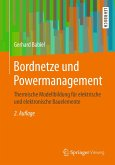 Bordnetze und Powermanagement (eBook, PDF)