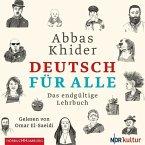 Deutsch für alle, 2 Audio-CDs