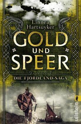Buch-Reihe Fjordlandsaga