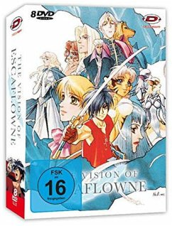 The Vision of Escaflowne - Die komplette Serie DVD-Box
