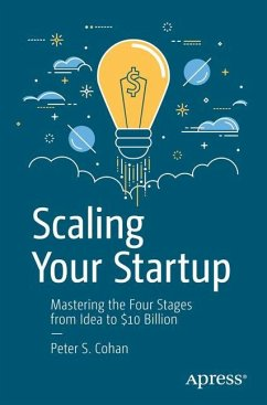 Scaling Your Startup - Cohan, Peter S.
