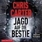 Jagd auf die Bestie / Detective Robert Hunter Bd.10 (2 Audio-CDs, MP3 Format)