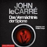 Das Vermächtnis der Spione / George Smiley Bd.9 (8 Audio-CDs)