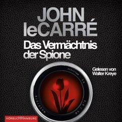 Das Vermächtnis der Spione / George Smiley Bd.9 (8 Audio-CDs) - Le Carré, John