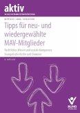 Tipps für neu- und wiedergewählte MAV-Mitglieder