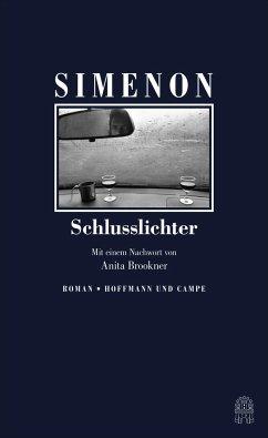 Schlusslichter - Simenon, Georges