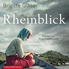 Rheinblick, 8 Audio-CDs - Glaser, Brigitte
