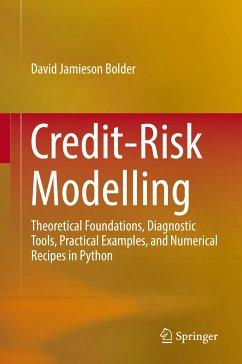 Credit-Risk Modelling (eBook, PDF) - Bolder, David Jamieson