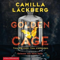 Golden Cage. Trau ihm nicht. Trau niemandem / Golden Cage Bd.1 MP3-CD - Läckberg, Camilla