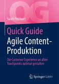 Quick Guide Agile Content-Produktion