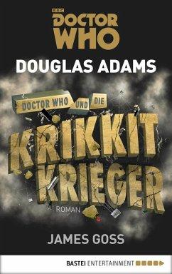 Doctor Who und die Krikkit-Krieger (eBook, ePUB) - Adams, Douglas; Goss, James