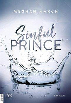 Sinful Prince / Sinful Bd.1 (eBook, ePUB) - March, Meghan