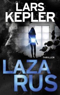 Lazarus / Kommissar Linna Bd.7 (eBook, ePUB) - Kepler, Lars