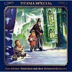 Das kleine Mädchen mit den Schwefelhölzern (Titania Special Folge 12) (MP3-Download)