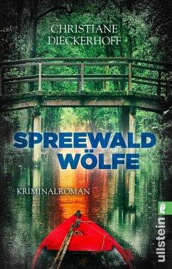 Spreewaldwölfe / Klaudia Wagner Bd.4 (eBook, ePUB) - Dieckerhoff, Christiane